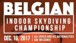 Belgian Indoor Skydiving Championship 2017