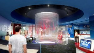 iFLY 12ft - Render - Interiors
