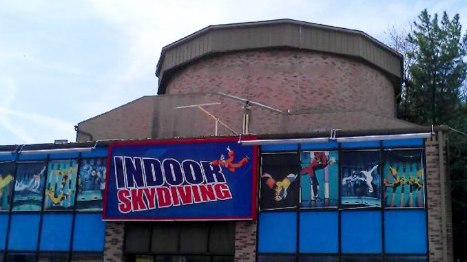 Flyaway | Indoor Skydiving World
