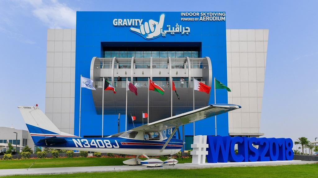 Gravity Indoor Skydiving Bahrain