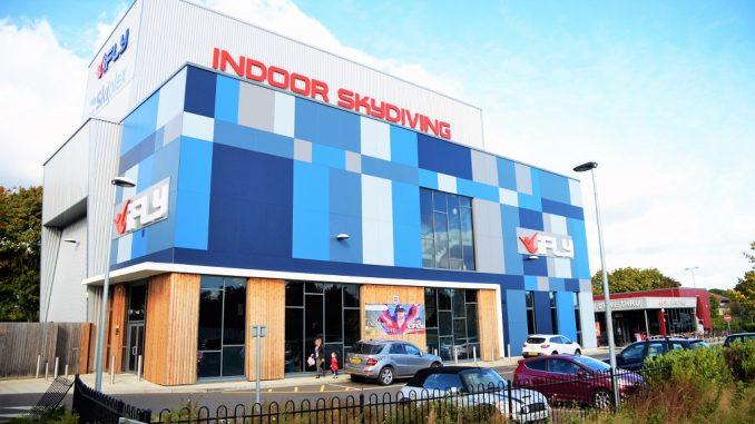 iFLY Basingstoke Indoor Skydiving
