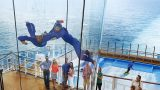 Indoor Skydiving Quantum of the Seas