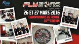 FS Indoor Skydiving France Nationals   FlyZone