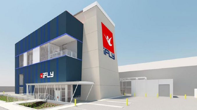 iFLY Melbourne - Render