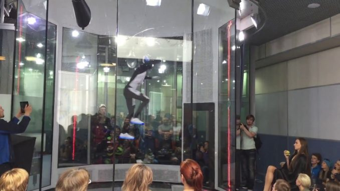Magic Freestyle Indoor Skydiving