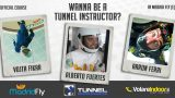 Tunnel Instructor Course at Madrid Fly
