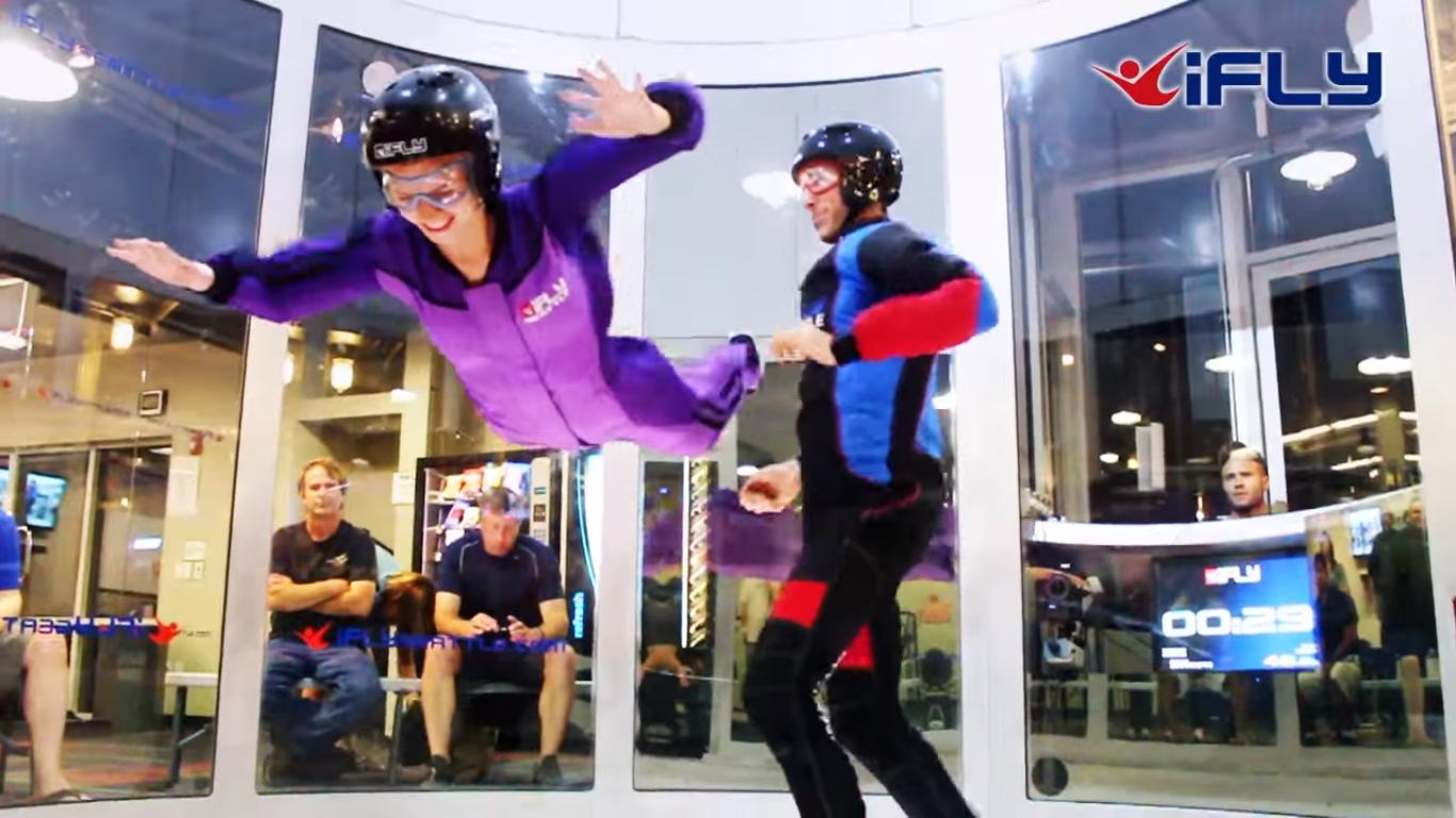 Indoor Skydiving World