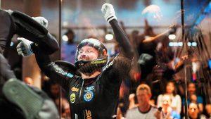 Indoor Skydiving Champion