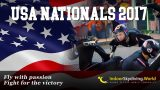 USA Nationals in Indoor Skydiving 2017
