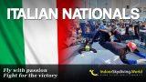 Italian Nationals Indoor Skydiving