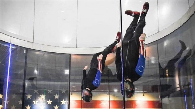 US Indoor Skydiving Nationals