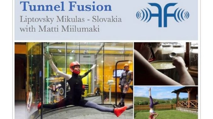 Tunnel Fusion Tatralandia