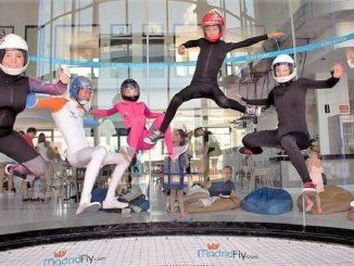 Superheroes Flying Show