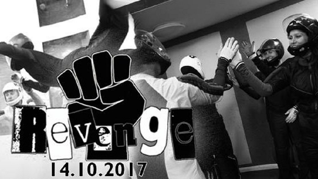 Bodyflight Revenge 2017