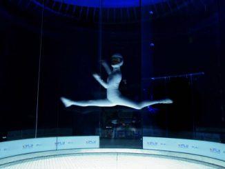 Indoor SkyDance - America's Got Talent