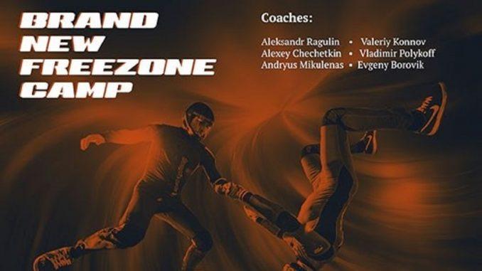 Brand New Freezone Camp