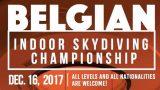 Belgian Indoor Skydiving Championship 2017