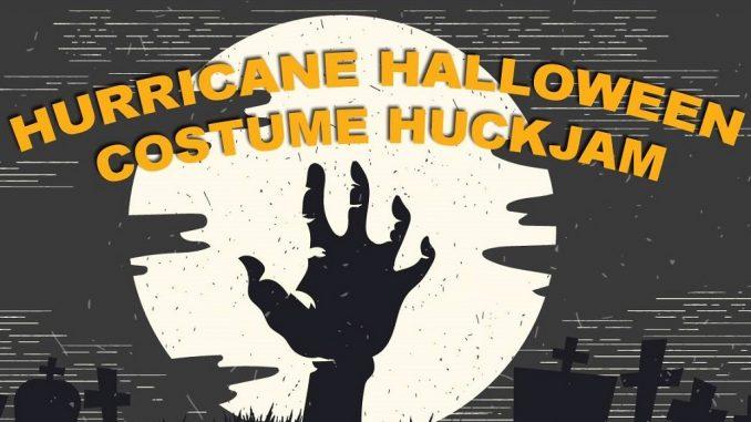 Hurricane Halloween Costume Hackjam