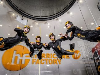 Hurricane Factory Indoor Skydiivng