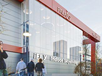 iFLY Minsk - Render Building