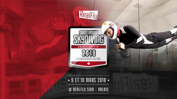 Swiss Indoor Skydiving Championship 2018