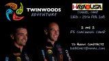 Hayabusa Tunnel Camp - Dennis and Bob - Twinwoods Adventure