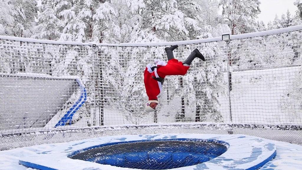 Happy Christmas from Flying Santa