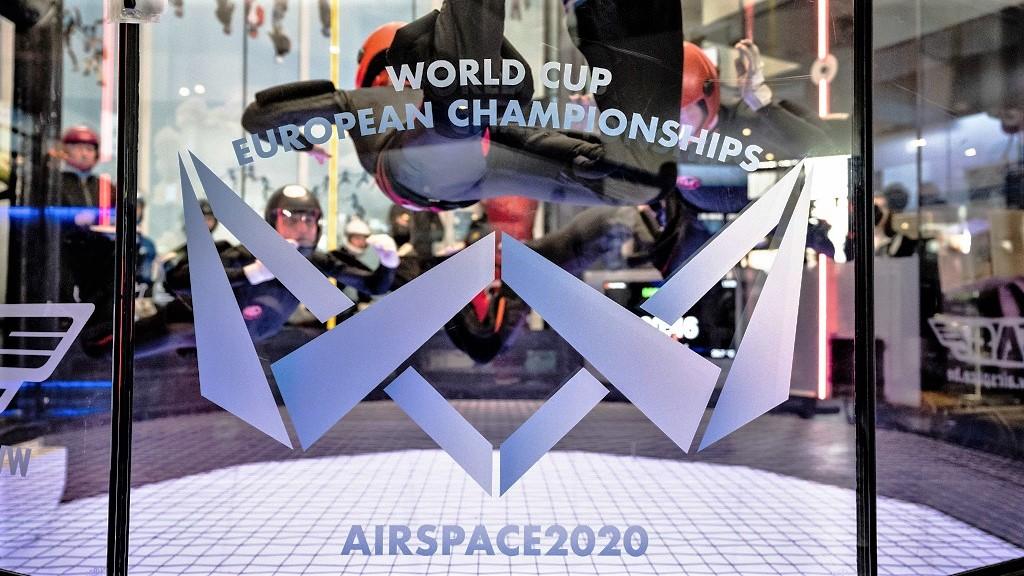 WCIS 2020 Belgium Airspace