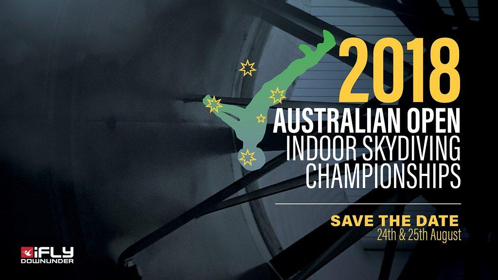 Australian Indoor Skydiving Championship 2018
