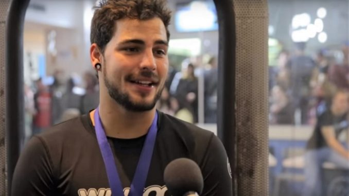 Cesar Rico - Interview - The Wind Games 2018