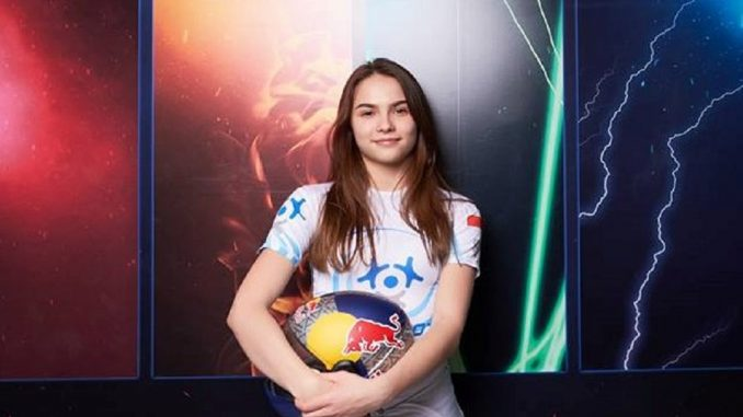 Maja Kuczynska - The Wind Games 2018