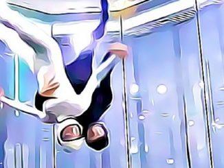 Maja & Leo Indoor Skydancing