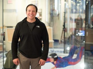 Bob Pizzini - iFLY Virginia Beach