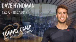 Dave Hyndman Tunnel Camp