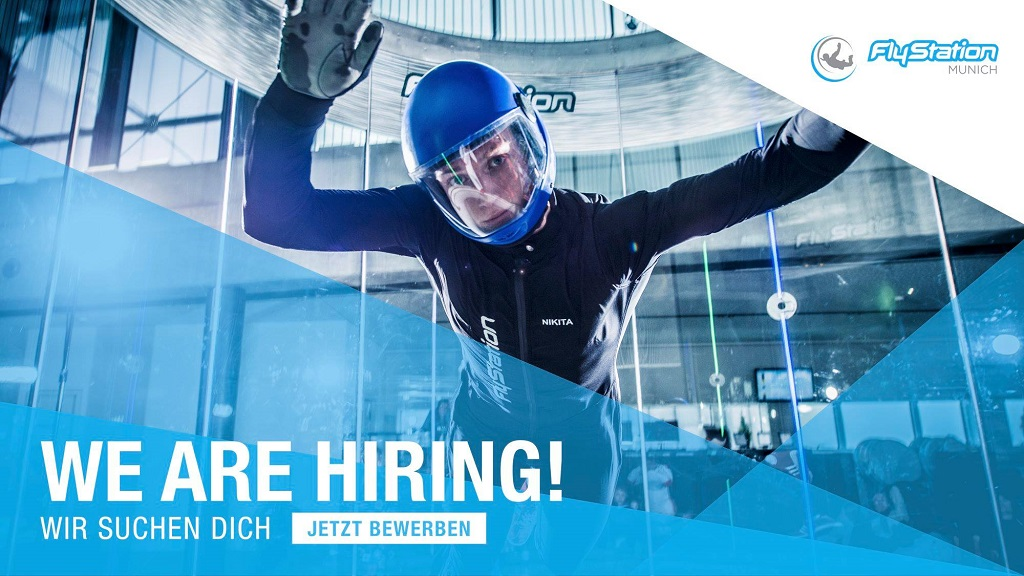 Job Offers at FlyStation Munich