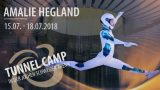 Amalie Hegland Tunnel Camp