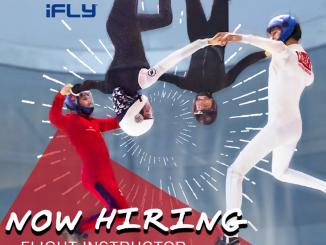 iFLY Jacksonville Hiring Staff