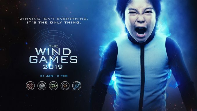 Wind Games 2019