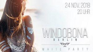 Windobona Berlin White Party