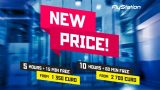 FlyStation St. Petersburg New Price