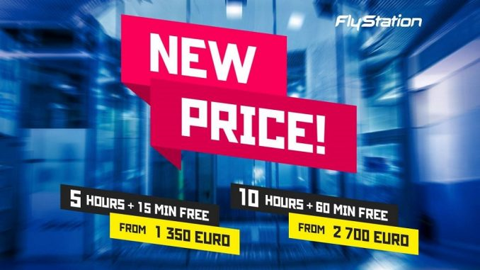 FlyStation St. Petersburg New Price