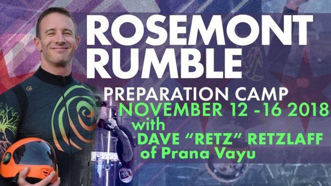 Rosemont Rumble Prep Camp