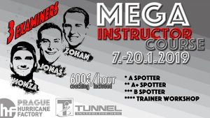 Mega Instructor Course 2019