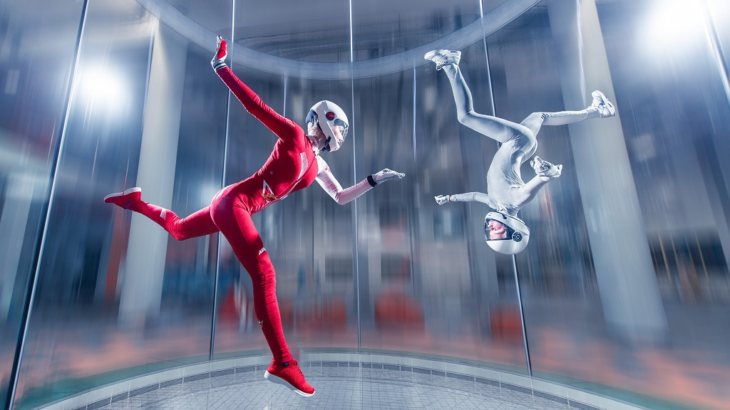 ArtFly - Indoor Skydiving World