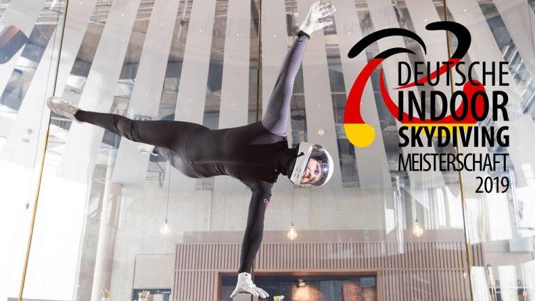 Deutsche Indoor Skydiving Meisterschaft 2019