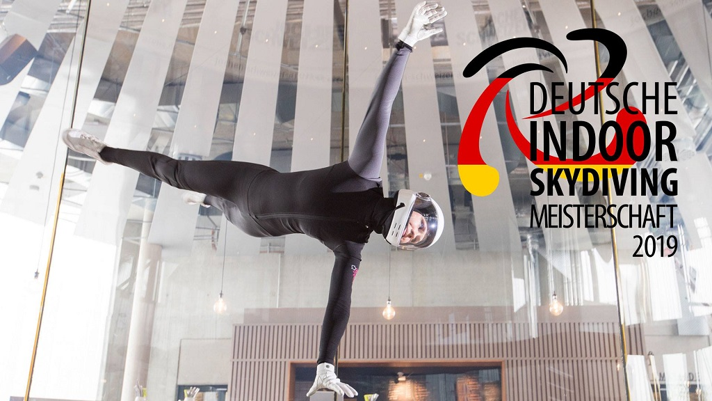 Deutsche Indoor Skydiving Meisterschaft 2019