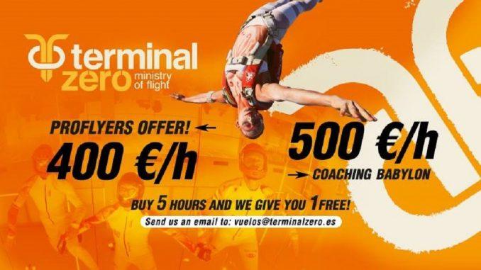 Terminal Zero Pro Flyers Offer