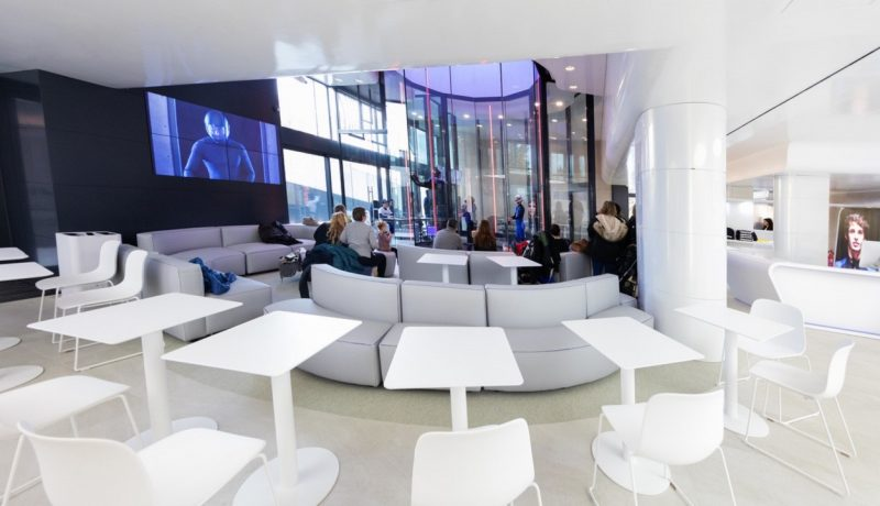Windoor Barcelona – Lounge Area