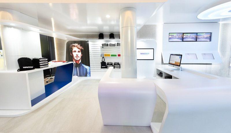 Windoor Barcelona – Reception