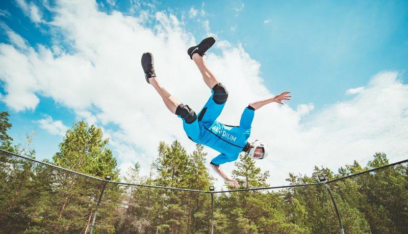 AERODIUM Sigulda – Sport Flyer